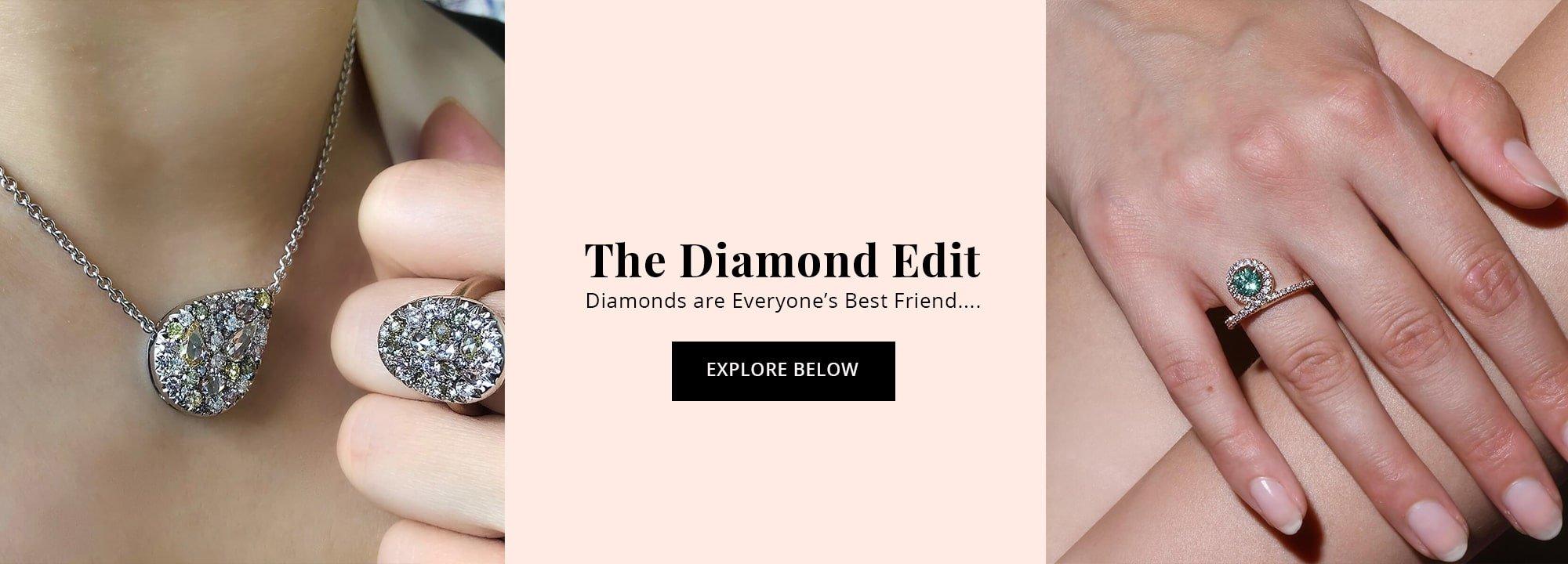 The Diamond Edit