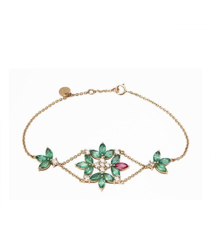 Sparkling Large Bracelet, Joana Salazar