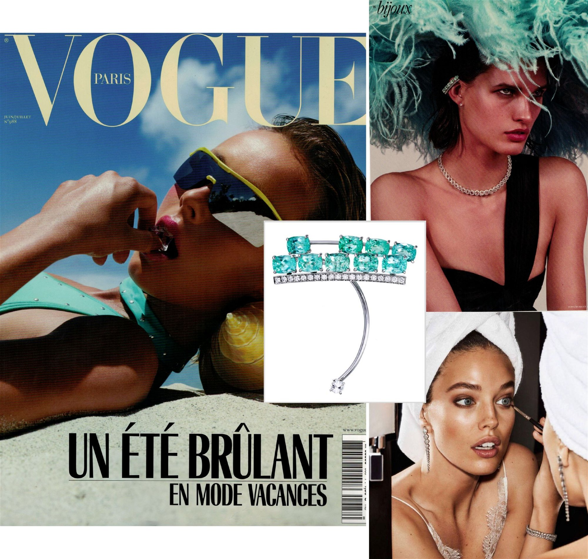 Vogue Paris, 2018