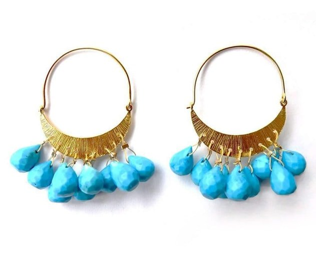 Cote dAzur Earrings