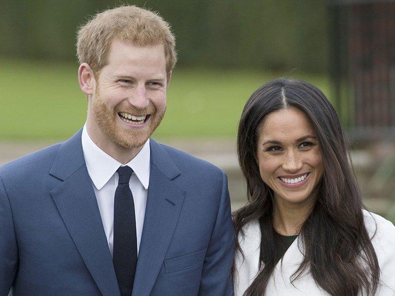 Prince Harry designed Meghan Markle's engagement ring himself