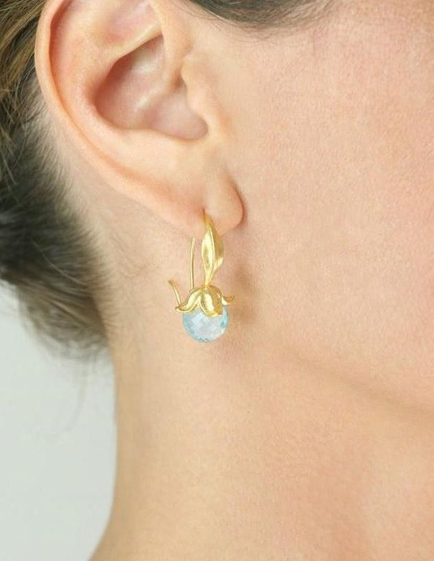 The Petite Vintage Earrings, Joana Salazar