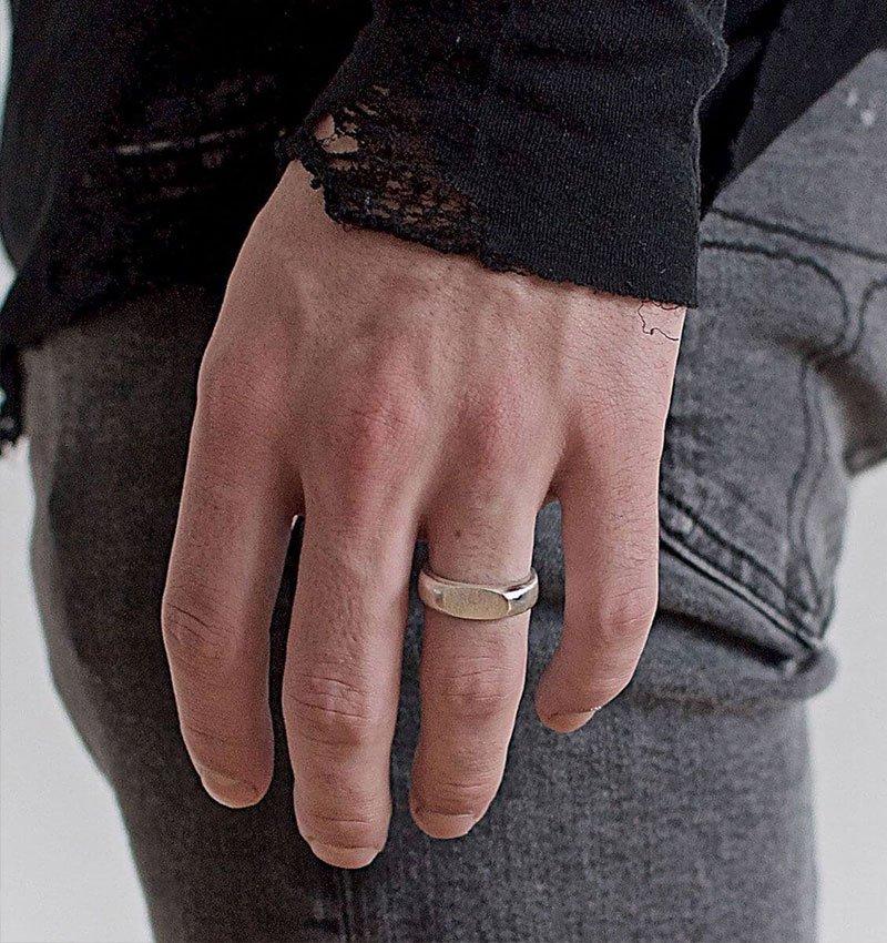 Man-gagement Rings