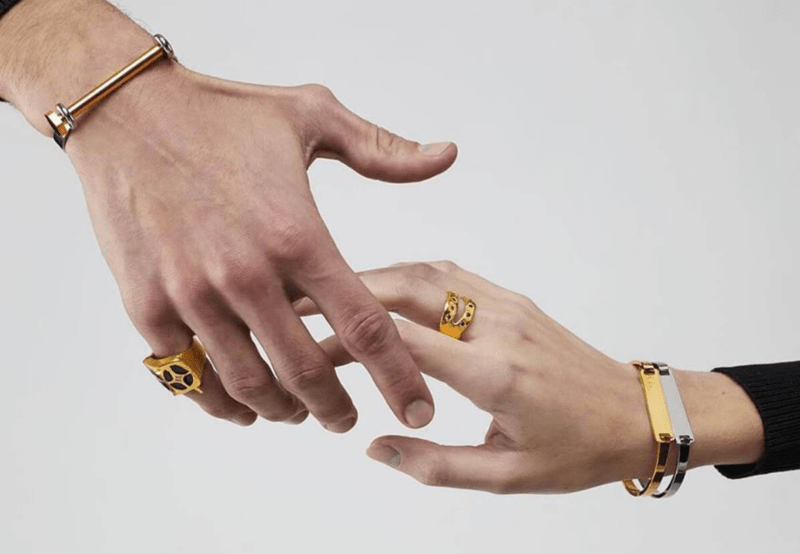 The Top Brands For Unisex Jewellery