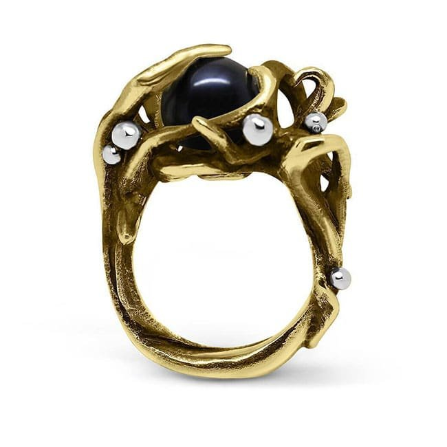 Fairtrade Treasure Of The Abyss Ring