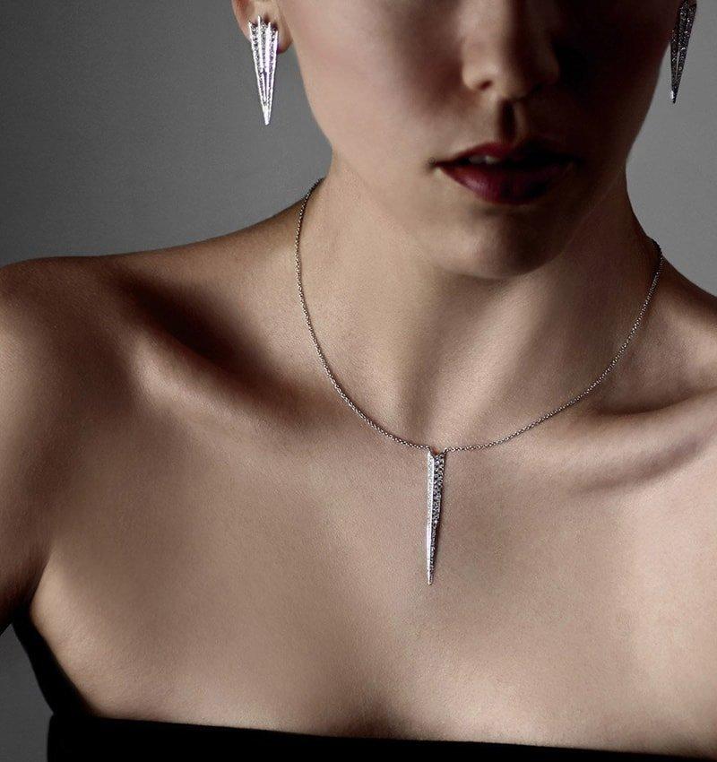Shimmer I Earrings,  Melville