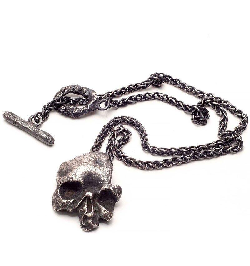 Mortem Morsum Necklace, L. Skelly Jewellery