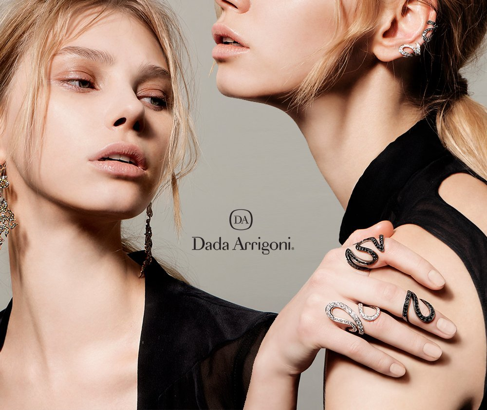 Featured Fine Designer, Dada Arrigoni Jewelry