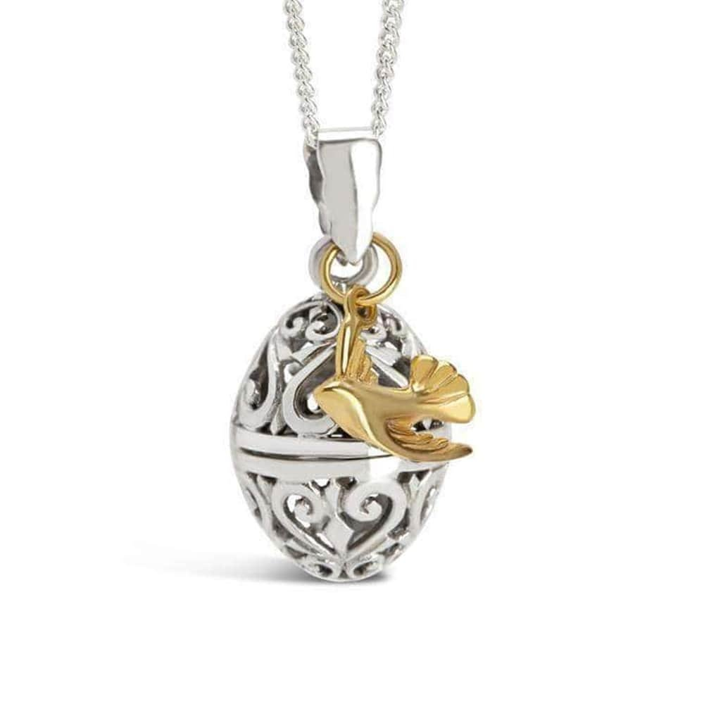 Bird Locket