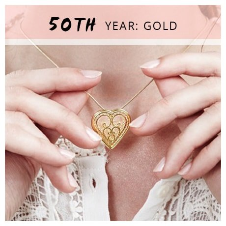 50th Year: Gold