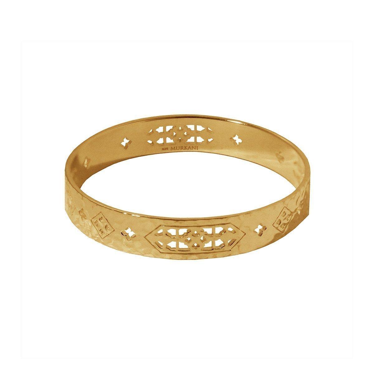 Gold Jaipur Bangle