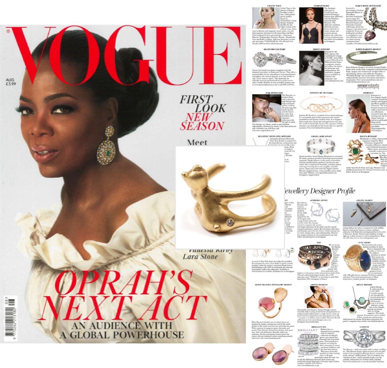 Vogue, 2018