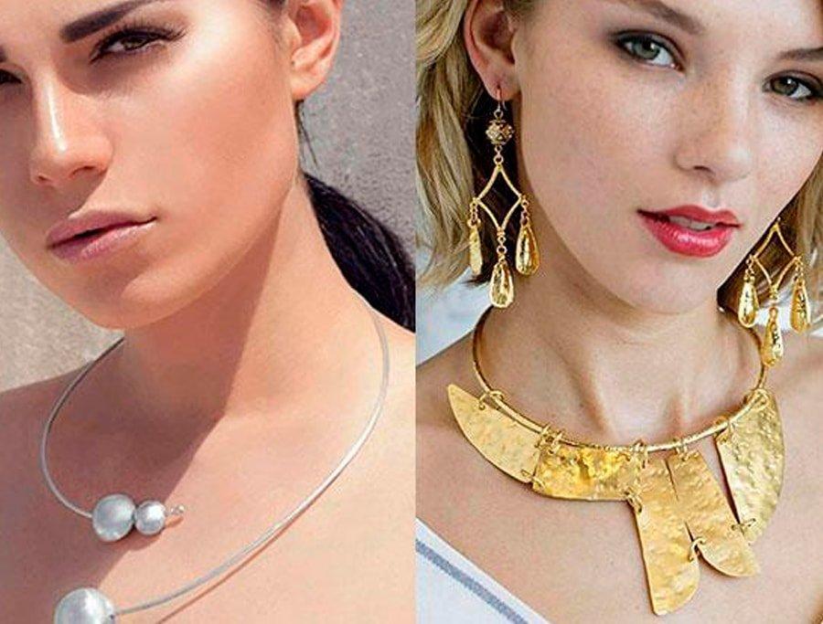 8 ways to wear Statement Necklaces