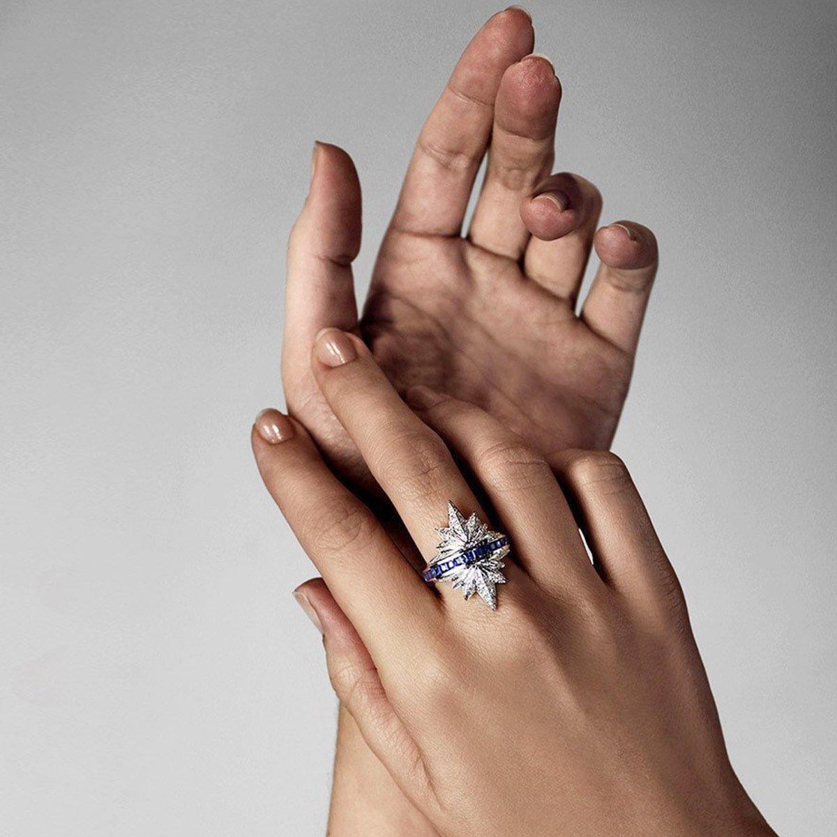 Prism II Ring, Melville