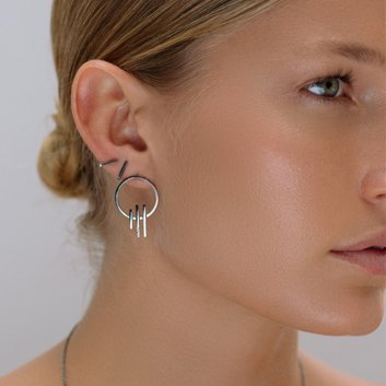 The Ear Game: This Season's Earring Trends