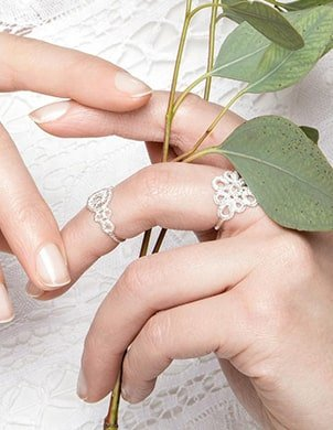 Lace Rings