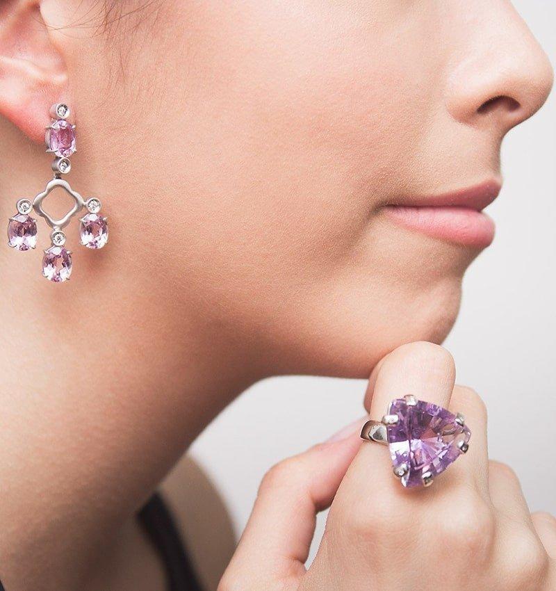 Rome Earrings, YRYS