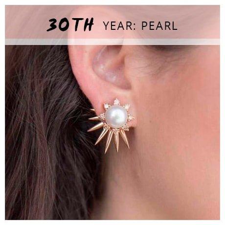 30th Year: Pearl