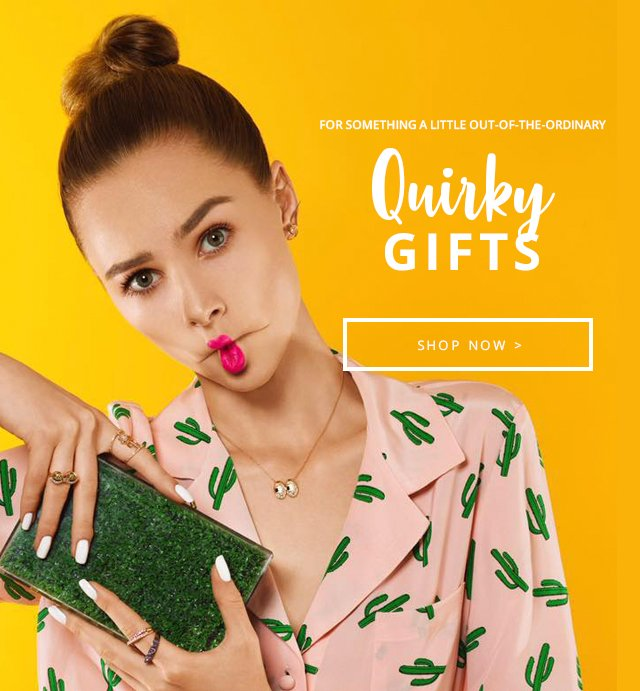 Quirky Jewellery Gifts