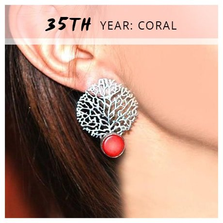 35th Year: Coral