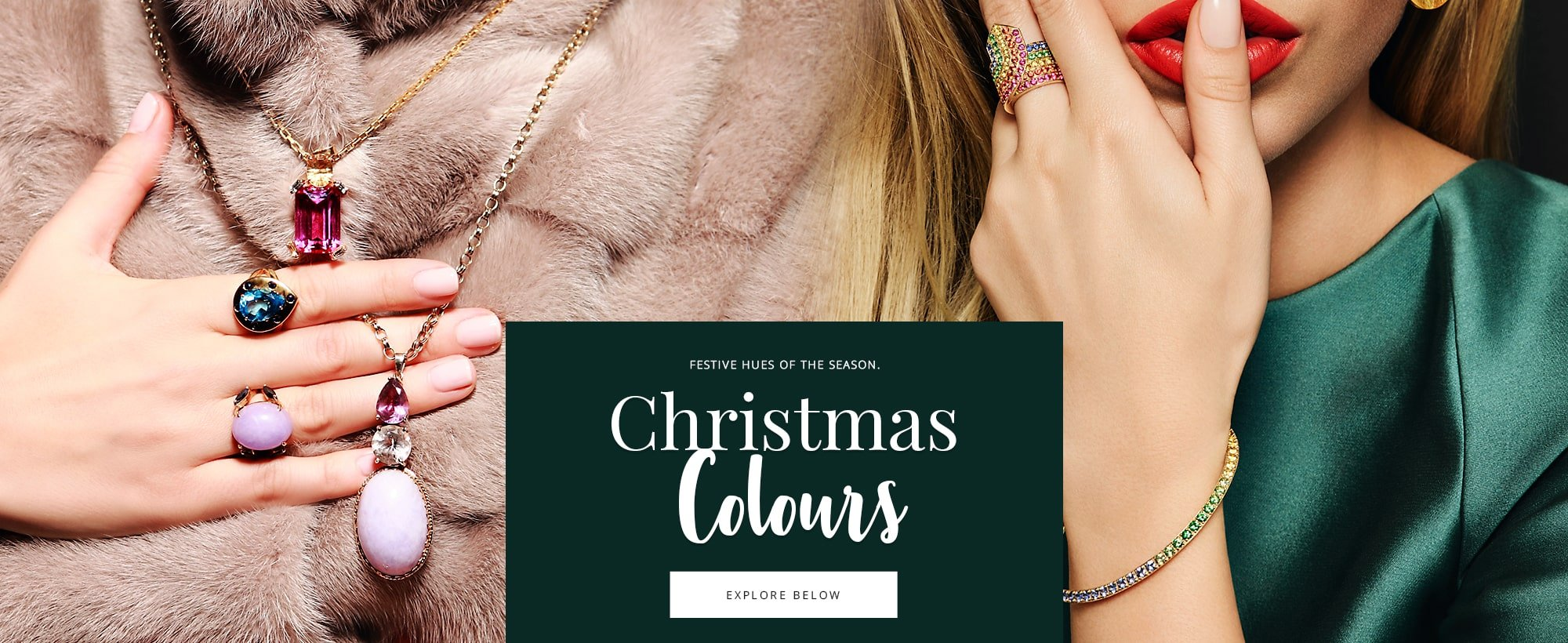 Shop Christmas Colours