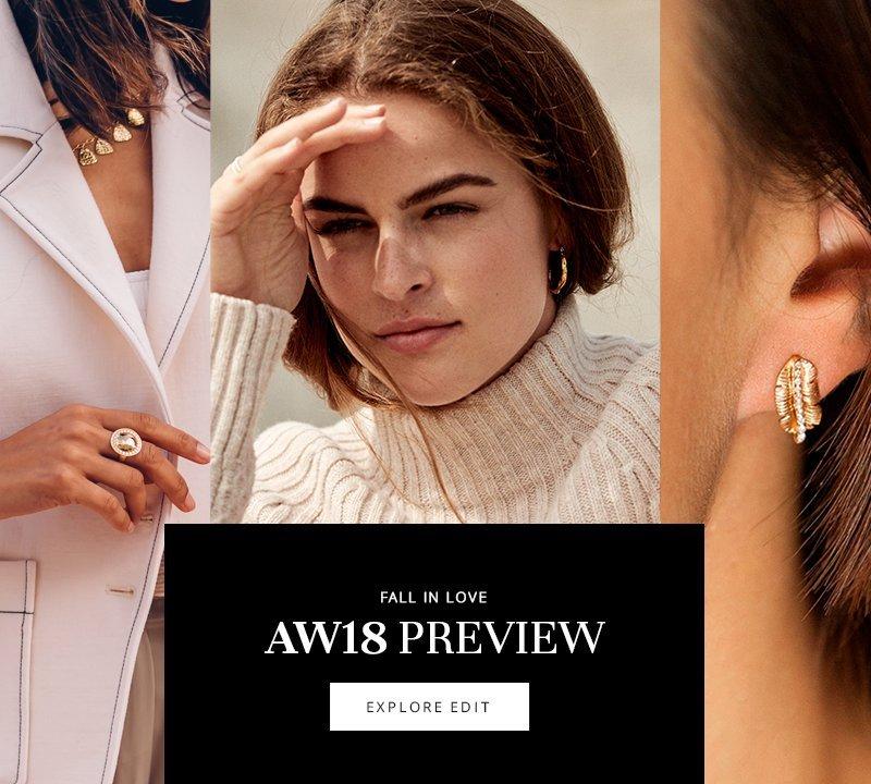 Autumn Winter 2018 Jewellery Trends