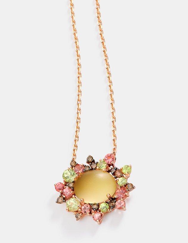 Women's Fine Necklaces