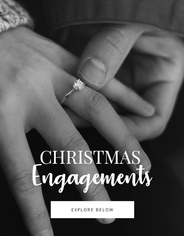 Shop Christmas Engagement Rings