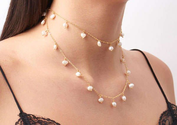 Choosing the perfect pearl necklace - Blog post