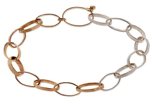 The Impala Bracelet In Silver And Gold - Sarah Macfadden Jewellery