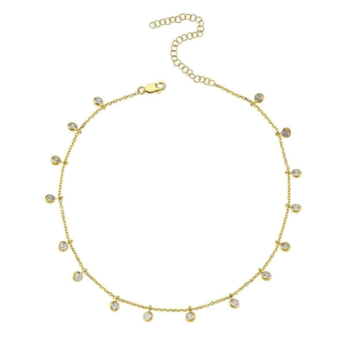 Carina Dangling Choker - Amorium