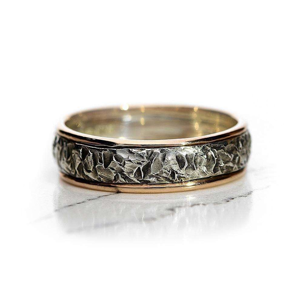 Neptune Ring - Mark Lloyd Jewellery