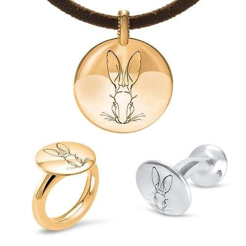 Easter Bunny Jewellery