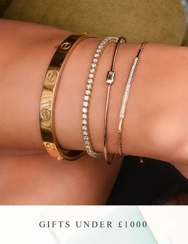 Women's Jewellery Under £1000