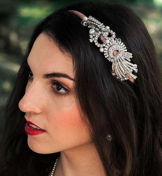 Bridal Headpiece, Krausz Jewellery