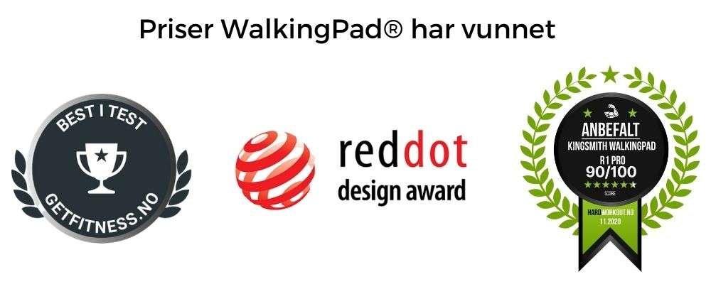 WalkingPad best i test