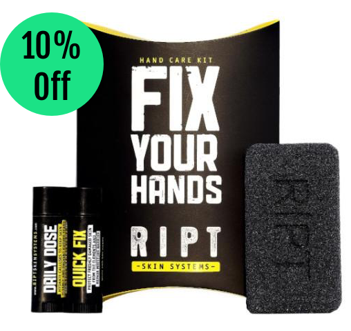 RIPT 3 Phase Hand Care Kit - 10% Off