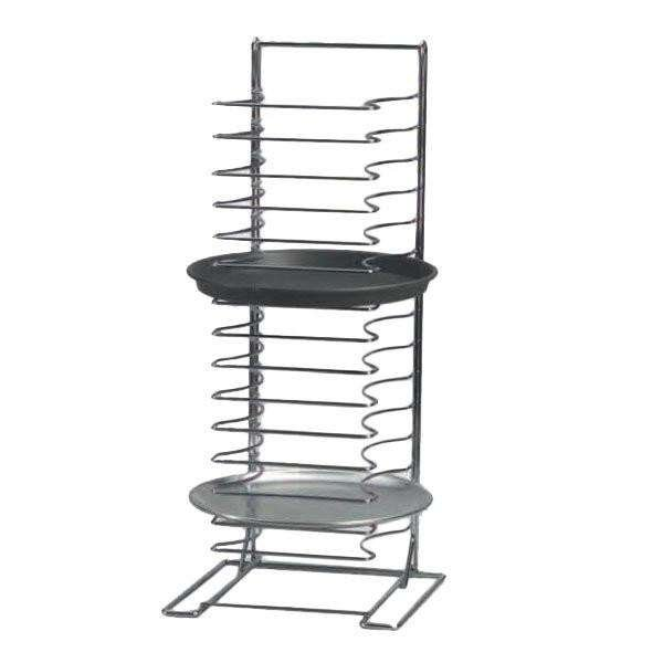 pizza pan racks, pizza storage racks, pizza restaurant supplies