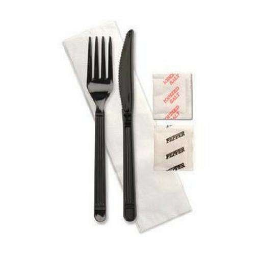 disposable cutlery kits