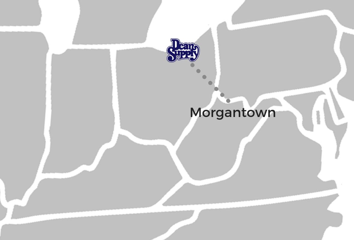 morgantown restaurant supplies