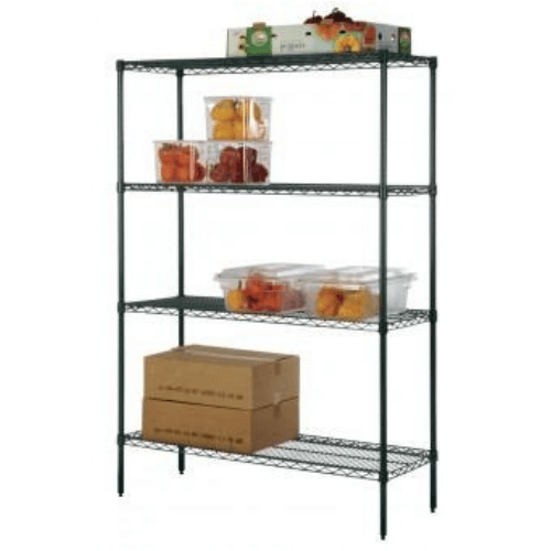 shelving and organizing units