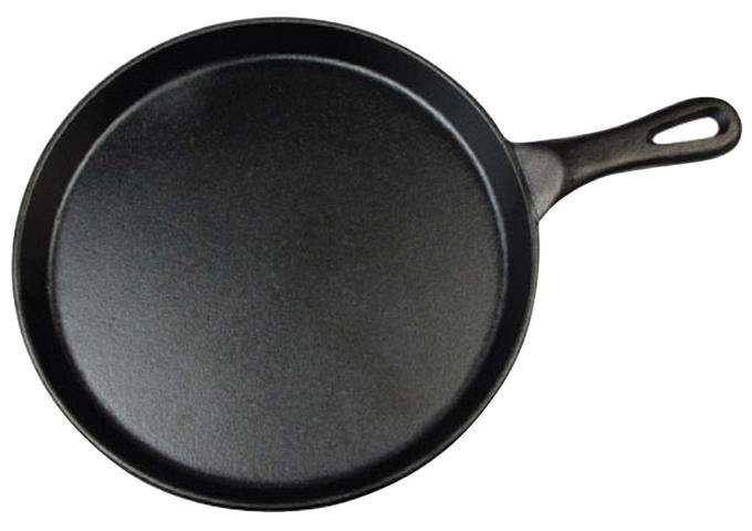 Winco IGL-10 10' Cast Iron Fry Pan
