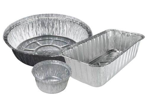 disposable aluminum pans
