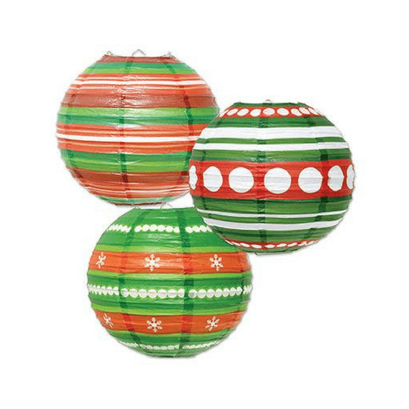 christmas decorations - christmas lanterns