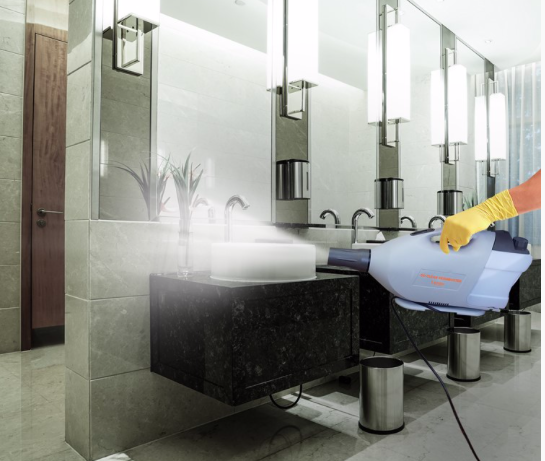 Go Clean Germbuster Bathroom Disinfecting