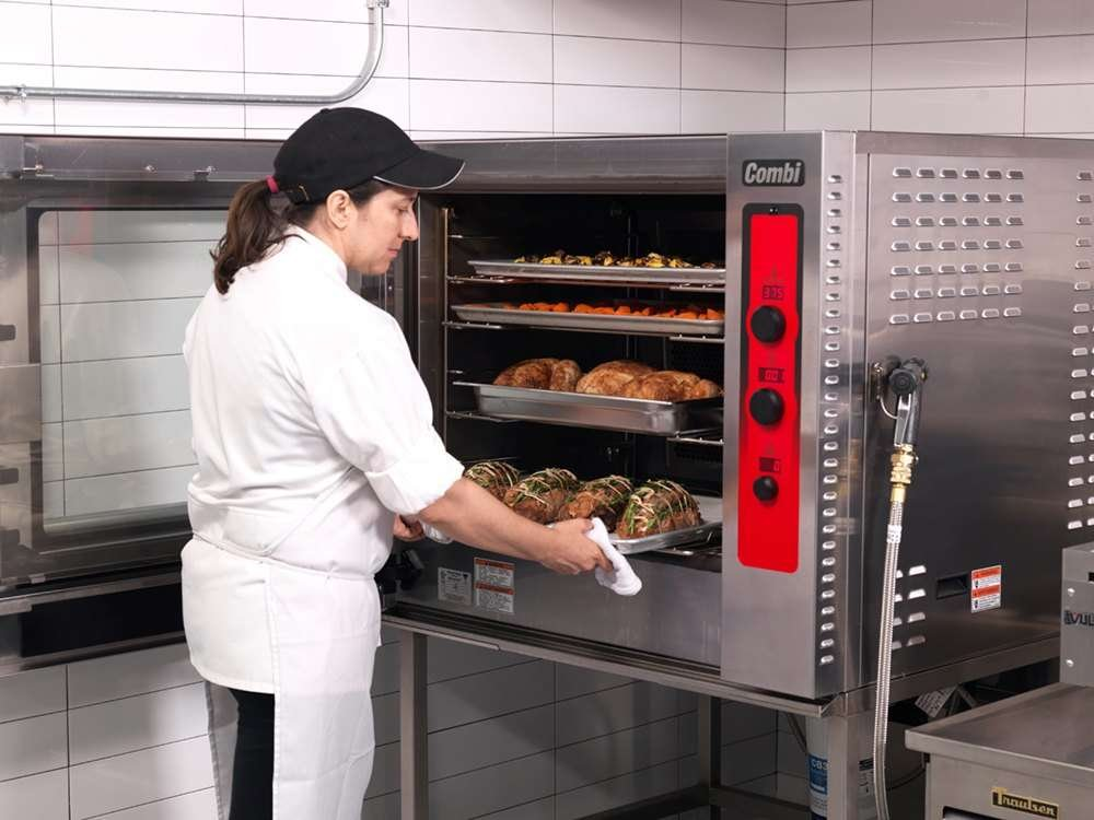 commercial combi ovens