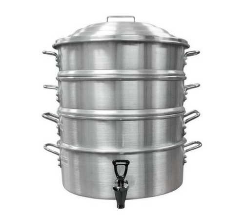 seafood steamer pots