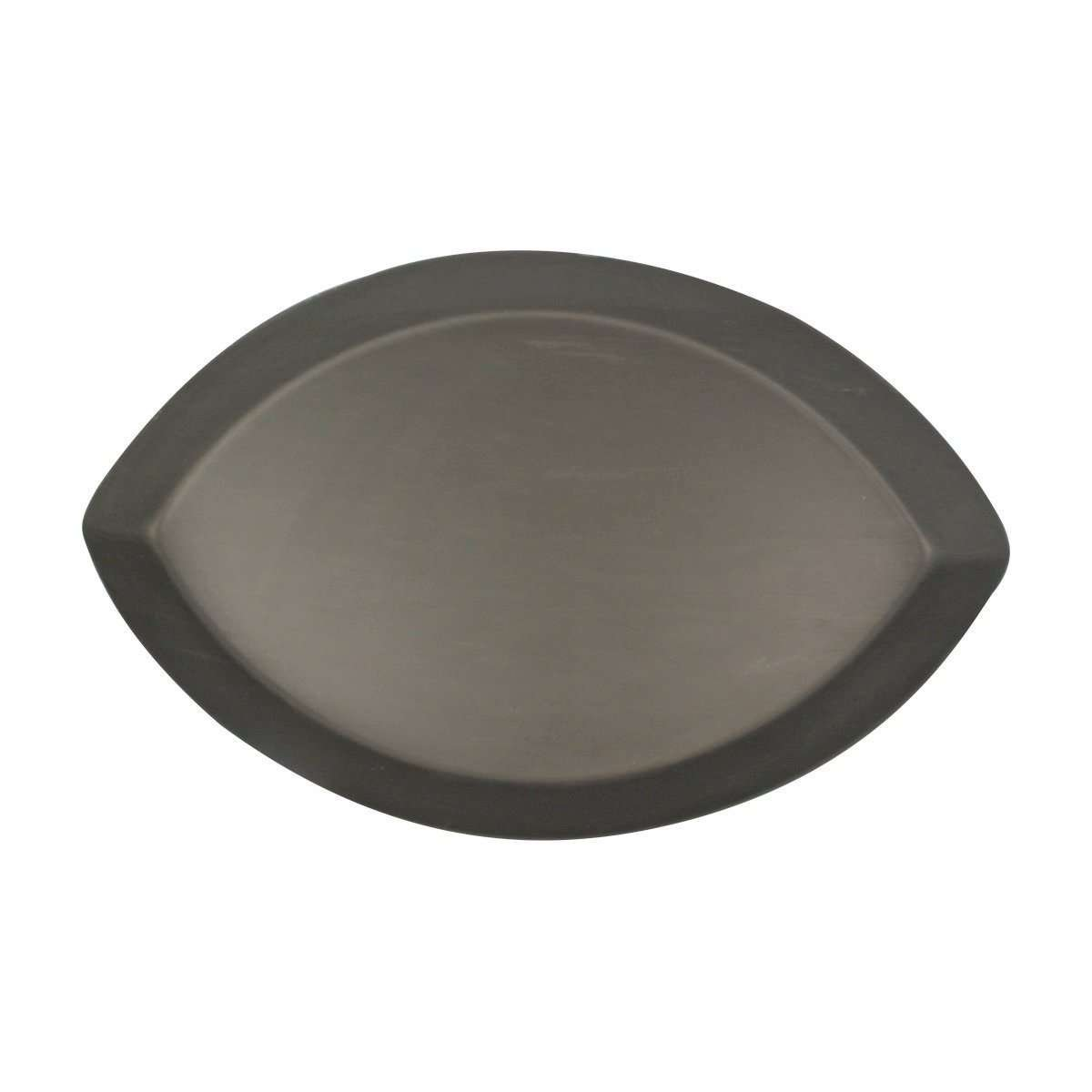 football shaped pizza pan