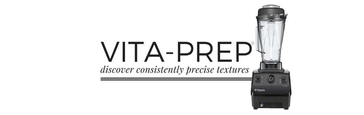 The Vita-Prep commercial blender