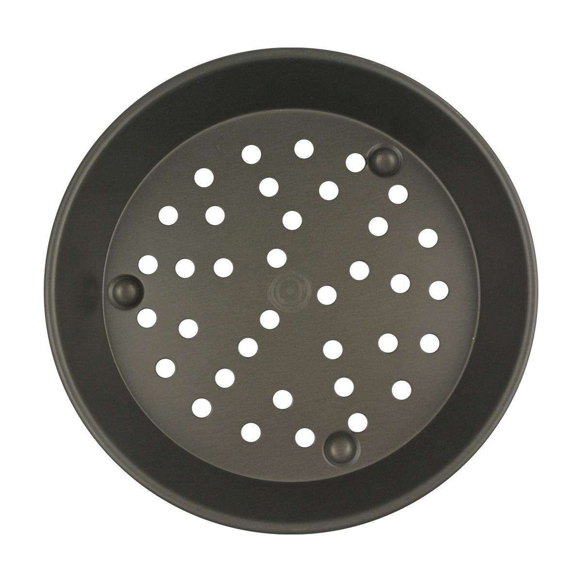 hard coated aluminum perforated pizza pan